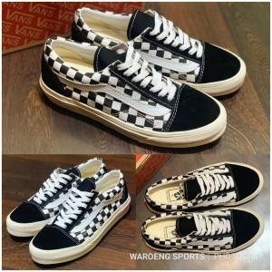 Jual Sepatu Vans Old Skool Checkerboard