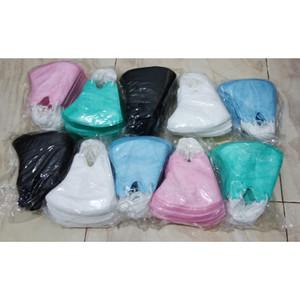 Obral masker polusi masker mulut disposable 3D langsung dari pabrik