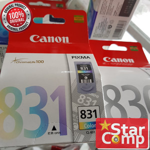 Cartridge Canon 831 & 830 Original Tri Colour