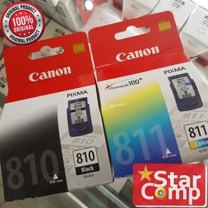 Cartridge canon 810 & 811 Original Tri Colour