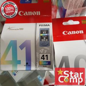 Cartridge Canon 40 & 41 Original Tri Colour