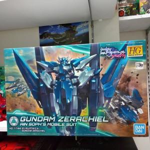 HG GUNDAM ZERACHIEL