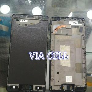 Jual FRAME LCD BASEL BAZEL LCD TULANG TENGAH LENOVO VIBE P1 TURBO HITAM -  DKI Jakarta - IANA CELL | Tokopedia