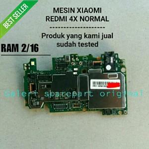Mesin Xiaomi Redmi 4x 16gb Normal