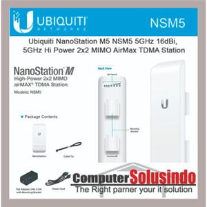 Ubiquiti Nanostation M5 5GHz NSM5