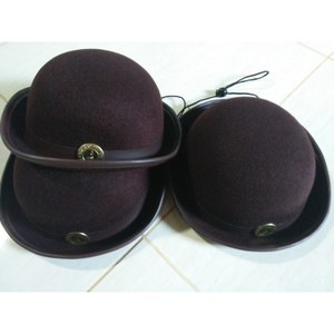 Topi Boni Laken dan Rajut Pramuka