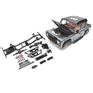 TRC D110 Chassis Kit + Hardbody Pick Up Set (Without Shock/wheel/tire)
