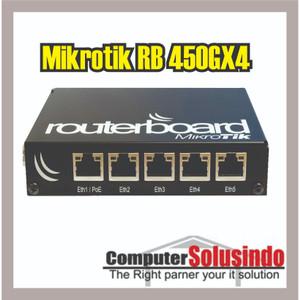 Mikrotik RB450Gx4 Routerboard Indoor
