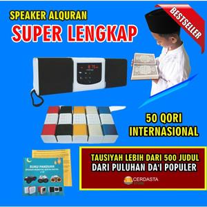 ORIGINAL Speaker Alquran hafalan super lengkap