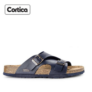 Sandal Kulit Cortica Kasual 13 Leather Original
