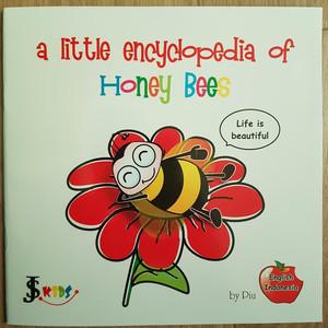 Buku anak ensiklopedia lebah (dua bahasa)