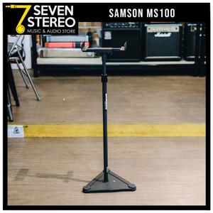 Samson MS100 Monitor Stand - Stand Speaker Monitor