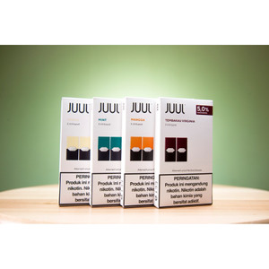 Juul Pods 5.0% - Authentic