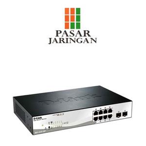 D-Link DGS-1210-10P 10-Port Managed Gigabit PoE Switch Layer 2