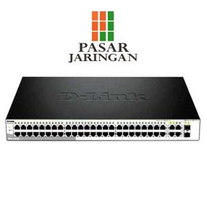 Dlink DES-1210-52 Layer2 Web Smart Switch 48port 10/100 + 4SFP Gigabit