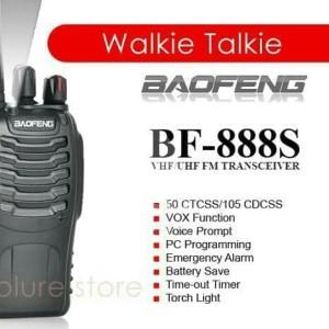 Walkie Talkie / HT Boefeng 800s 5km BF-888