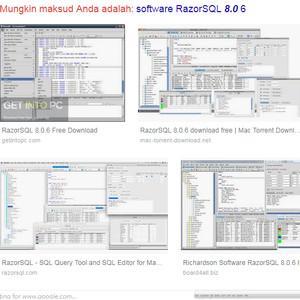 Jual RazorSQL 8 0 6 - Kota Denpasar - Coba Soft Premium | Tokopedia