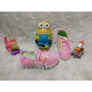 sepatu anak murah sepatu lari anak sepatu running anak balita pink men