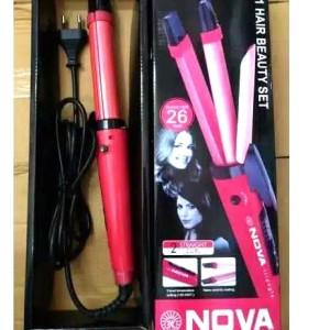 Catok Nova 2in1 ukuran besar