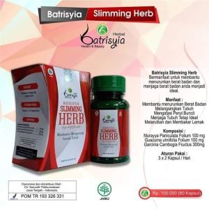 Batrisyia Slimming Herb/Pelangsing Herbal/Peluntur Lemak