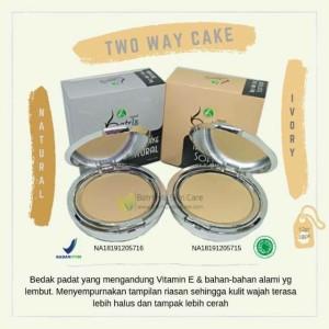 Two Way Cake Batrisyia Herbal Skincare/Bedak Batrisyia Skincare