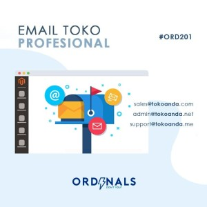 Custom Email Toko Online Profesional Part 2