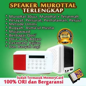 Original Speaker Al Quran 30 juz audio murotal doa harian lengkap