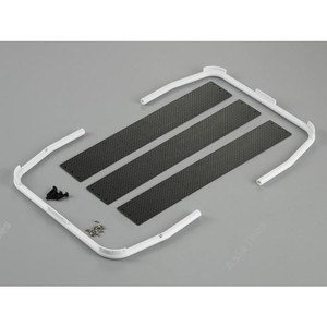Killerbody Truck Bed Roof Roll Cage Stainless Steel & ABS for LC70