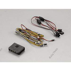 Killerbody LED Light System with Control Box 14 LEDs for LC70 Hardbody
