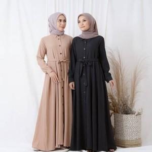 FASHION DRESS MUSLIM MARINA DRESS