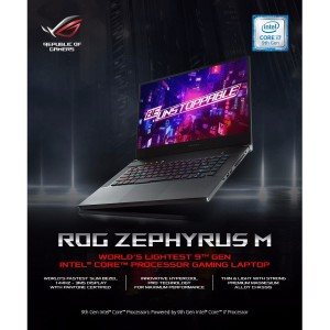 ASUS ROG Zephyrus M GU502GU-I7661T