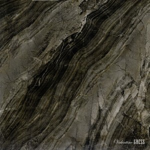 Granit Valentino Gress Fantasy Black 100x100 cm