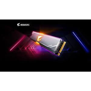 SSD GIGABYTE 512GB M2 Aorus RGB
