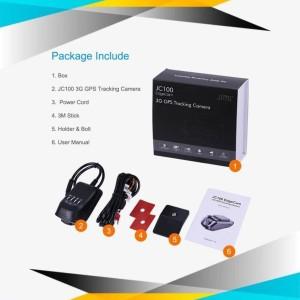 GPS Tracker Dashboard Camera 3G JC100 - Original Concox