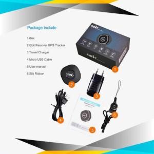 GPS Tracker Personal Mini 2G Qbit - Original Concox
