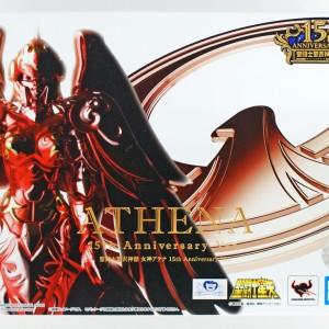 SCM Athena Goddess 15th Anniversary