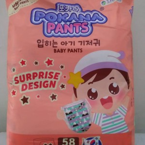 Pokana pants surprise design size M