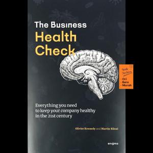 Jual Ready Stock The Business Health Check Olivier Kennedy Hardcover Jakarta Utara Book Archive Tokopedia