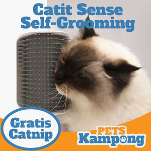 Jual Sisir Kucing Catit Senses 2 0 Self Groomer Jakarta Utara Pets Kampong Tokopedia