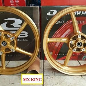 RCB VELG GOLD 522 MX KING