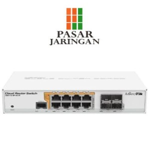 Mikrotik CRS112-8P-4S-IN Switch Layer 3