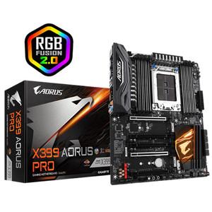 MOTHERBOARD Gigabyte X399 Aorus Pro TR4 ,AMD X399, DDR4