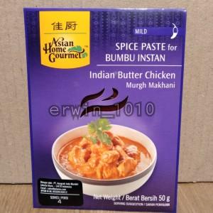 Jual Asian Home Gourmet Indian Butter Chicken 50gr Kab Bogor Erwin 1010 Tokopedia