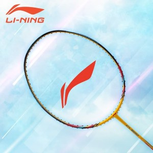 Li-Ning Badminton Racket CL 600 Yellow/Black FREE Bag+String+Grip