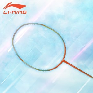 Li-Ning Badminton Racket Windstorm 620 II Orange