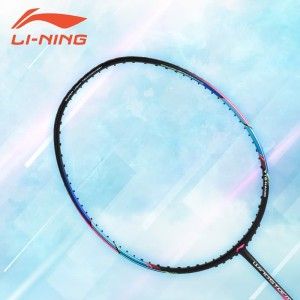 Li-Ning Badminton Racket WindstormS 72 Black