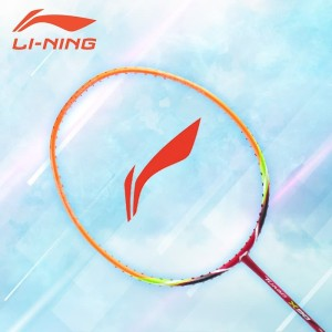 Li-Ning Badminton Racket Turbo X 90 Orange