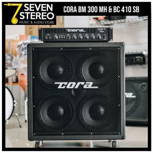Cora BM300MH - Cora BC410SB Paket Ampli Bass