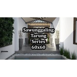 Niro Granite Swatantra Sawunggaling Tarung Series Series D00 60x60 cm