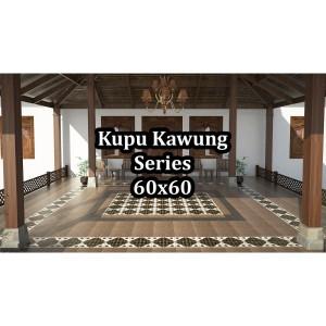 Niro Granite Swantantra Kupu Kawung Series D00 60x60 Kw 1